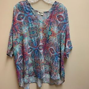 Show me your MuMu sheer swim coverup small